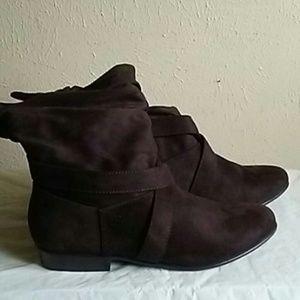 Jessica London Wide-calf Boot